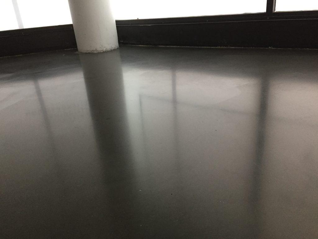 Decorative Floor Surface Finish