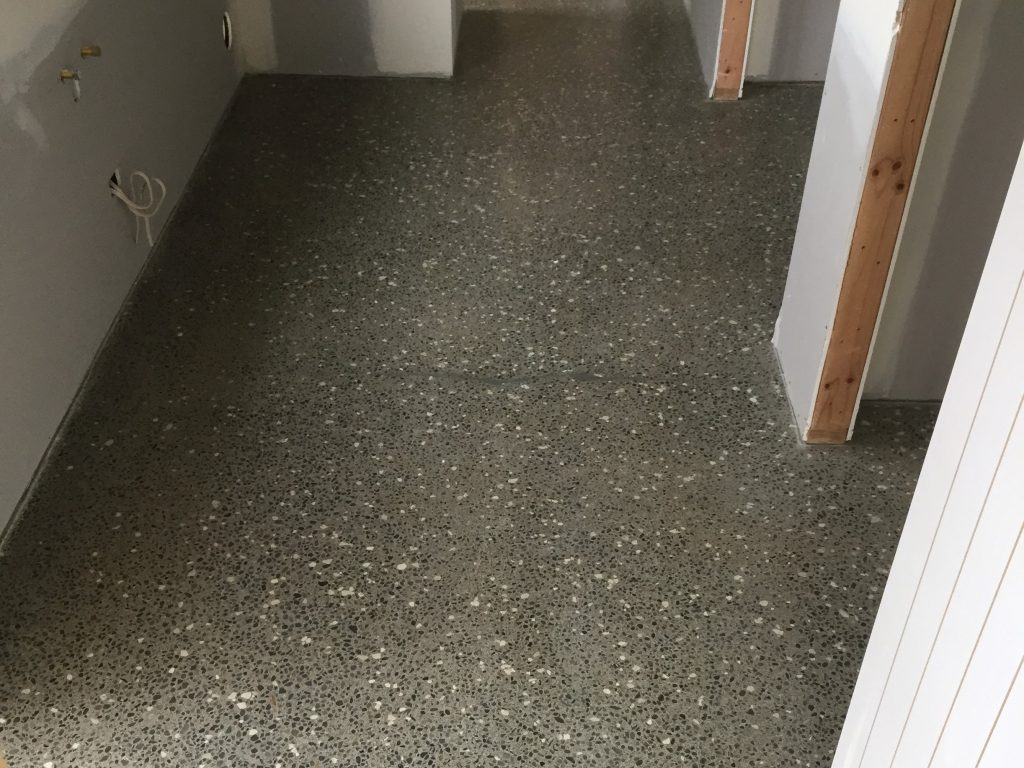 Polishshield Exposed Polished Concrete