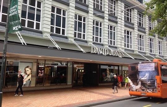 David Jones 2